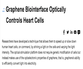 Graphene Biointerface Optically Controls Heart Cells.png