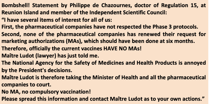 Statement by Philippe de Chazournes 14.8.21.png
